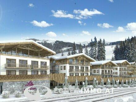 """Luxuriöse Ferienwohnungen """"buy to let"""" in den Kitzbüheler Alpen zu verkaufen"""