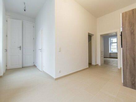 ERSTBEZUG nach Sanierung! Bezaubernde 2-Zimmer Altbauwohnung in 1050 Wien zu vermieten!