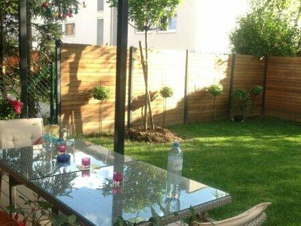 ITH - Wunderschöne 77m² Gartenwohnung mit großem 217m² großem Eigengarten in absoluter Ruhelage!