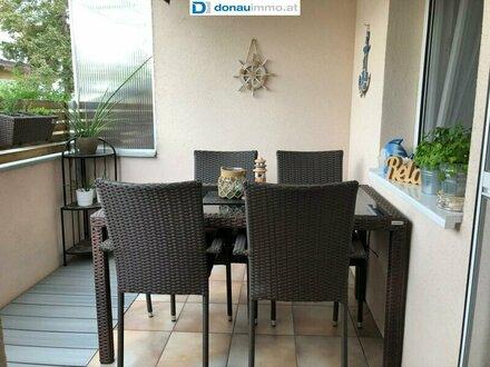 Sehr schöne und großzügige Wohnung mit Loggia in toller Lage zwischen Güssing und Stegersbach