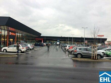 Fachmarktzentrum / FMZ Wels (Top 3.1.)