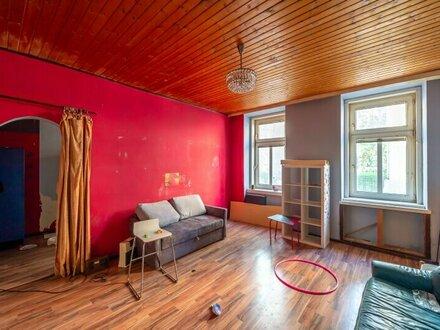 ++NEU** Wohnungspaket: 2 sanierungsbedürftige Hochparterre-Wohnungen
