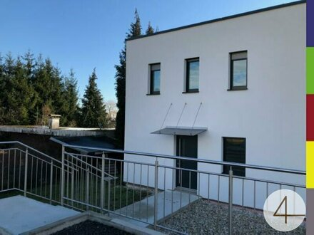 Hochwertiges, belagsfertiges Doppelhaus in Leonding