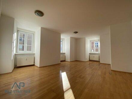 Freundliche 3,5-Zimmer-Wohnung im Zentrum von Hallein!