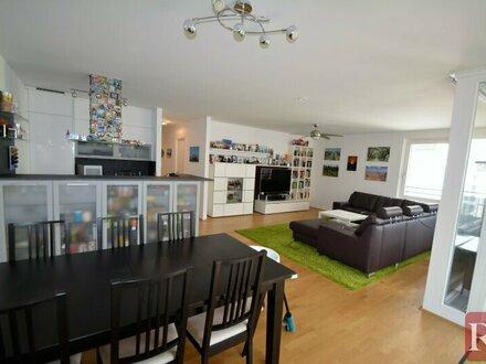 Park Residences - Exklusive 4-Zimmer-Eigentumswohnung mit Loggia U1 und Uno City Nähe