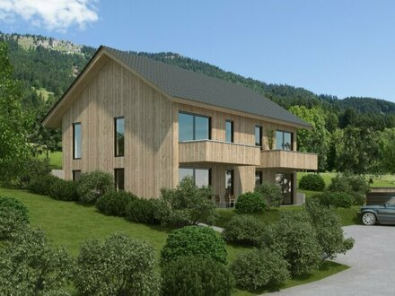 Ferienwohnung inmitten des Wander- und Skiparadieses in Obersdorf - TOP 2
