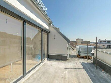 ++NEU++ Großzügiger 4,5-Zimmer DG-ERSTBEZUG, hochwertige Ausstattung, tolle Dachterrasse!
