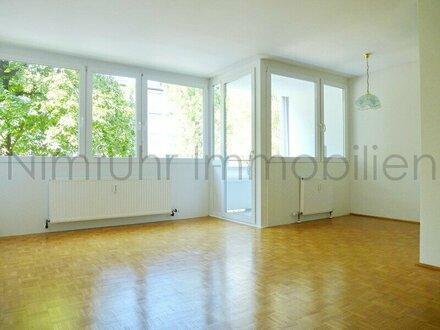 Gepflegte, sonnige 3-Zimmer-Wohnung in der Nähe des Ignaz-Rieder-Kais in Aigen/Parsch