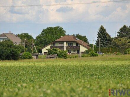 Topsaniertes, helles Haus mit Garten in Grünruhelage!