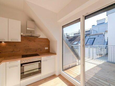 ++NEU** Hochwertiger 3-Zimmer DG-ERSTBEZUG, gute Ausstattung, tolle Terrasse!