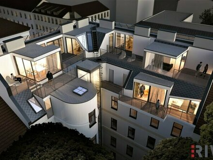 | SIXTY7 | exklusive Dachgeschoss-Wohnungen mit hochwertiger Ausstattung