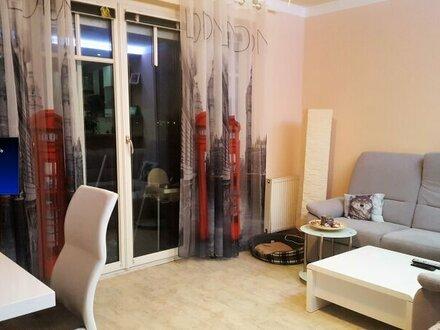 Schöne Wohnung mit Gartennutzung und Schwimmbiotop - 012843