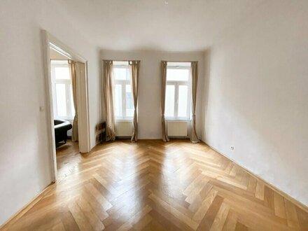 Unbefristeter Mietvertrag im Servitenviertel! 2-Zimmer Wohnung mit Lift nähe U4 Roßauer Lände zu vermieten!