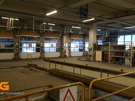 Neugestaltung Gewerbeflächen Salzburg Nord - Einheiten ab 2000 m²