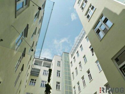 Hier geht´s nach oben | 3-4 Zimmer Wohnung mit großzügiger Dachterrasse
