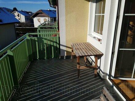 1 Zimmer Wohnung - XXXL Terrasse im Dachgeschoß - Siezenheim