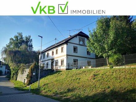 +++Neuer Preis +++ Top Lage - Sanierungsbedürftiges Wohnhaus mit großem Garten und Blick in die Natur