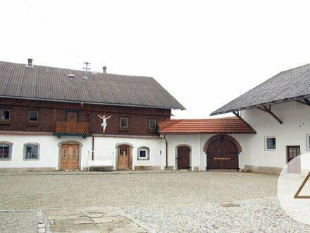 """Einzigartiger - """"Innviertler Vierkanthof"""" liebevoll renoviert in Toplage"""