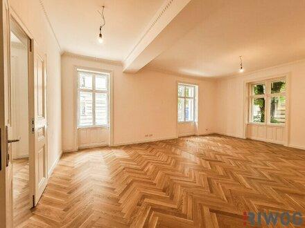 ** Alt-Wien-Flair ** 4-Zimmer * Grandioser Grundriss * exklusive Ausstattung * GRÜNBLICK und Ruhelage * Süd-Ausrichtung
