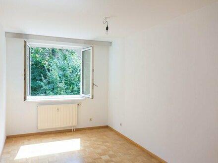 Hofseitige RUHELAGE, 58 m2 Zwei Zimmer Wohnung mit Garagenplatz zu verkaufen!