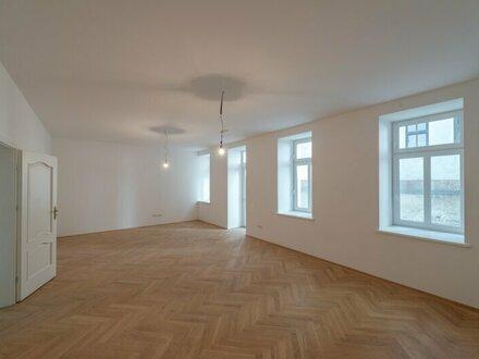 ++PROVISIONSRABATT** Hochwertiger 4,5-Zimmer EG-ERSTBEZUG mit Garten, toller Stilaltbau, perfekte Raumaufteilung! Hofruhelage!