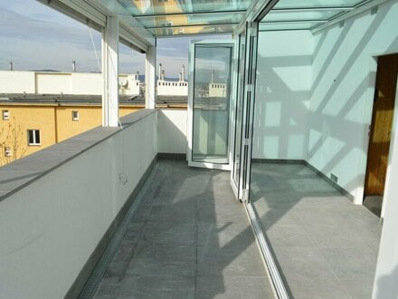 Penthouse-Wohnung Luxusimmobilie