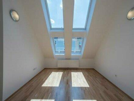 CPI Mietwohnung: helle Dachgeschosswohnung im 10. Bezirk zu vermieten