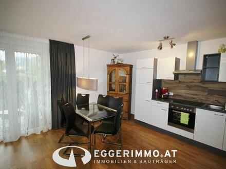 5700 Zell am See / Thumersbach; Miete: sonnige 2 Zimmer Gartenwohnung 62m², Tiefgaragenstellplatz, teilmöbliert, neuwertig…
