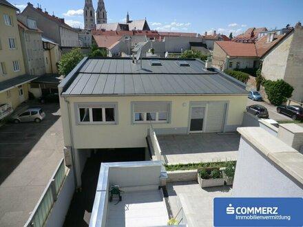 Tolle 3-Zimmerwohnung mit 35 m² Sonnenterrasse!