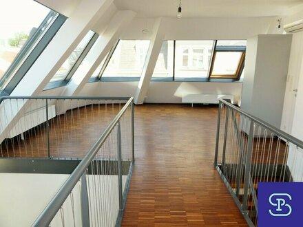 Exklusive 150m² DG-Wohnung + 16m² Terrasse in Toplage - 1070 Wien
