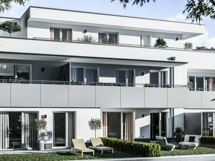 Zum Wohlfühlen: Helle 3 Zimmer Wohnung mit Balkon
