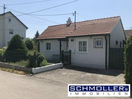 Idyllisches kleines Wohnhaus mit Gartenparadies in Trauner Bestlage!