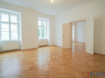 Repräsentative 3-Zimmer Stilaltbauwohnung // Botschaftsviertel // UNBEFRISTET