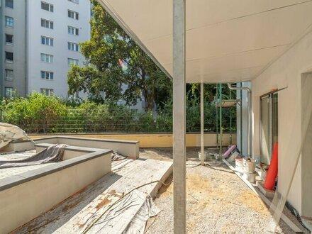 ++NEU++ Hochwertige 3-Zimmer Maisonette mit Garten und Balkon, Appartmentwidmung! optimaler Schnitt! NEUBAU!