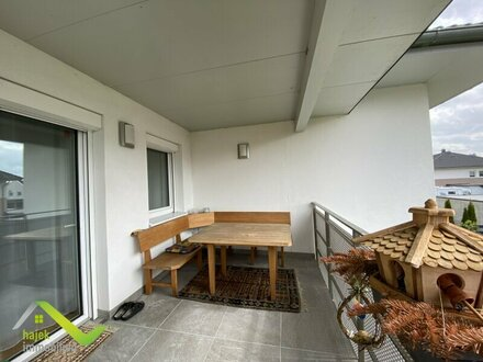 Familien aufgepasst - 4-Zimmerwohnung mit großzügigem Balkon, Carport und Parkplatz