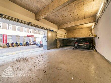 Garagenstellplatz in bester Lage des 7. Wiener Bezirks