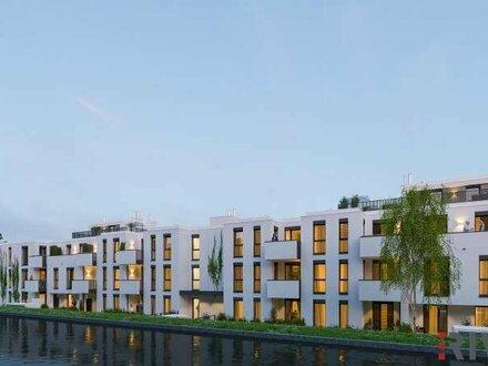 Idyllisches Wohnen mit hervorragender öffentlicher Verkehrsanbindung - geplante Fertigstellung 4.Quartal 2019