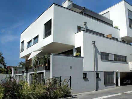 Leopoldskron: Penthouse-Maisonette mit Festungsblick