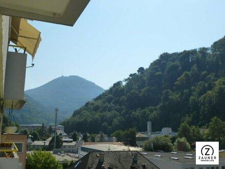 Gemütliche 2 Zi.-Wohnung im Zentrum von Salzburg
