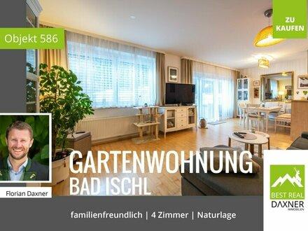 Familienfreundliche 4 Zimmer Gartenwohnung!