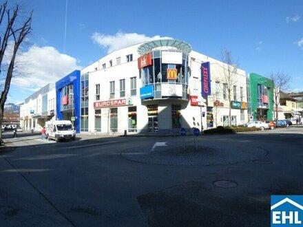 Geschäftsfläche im Stadpark Center Spittal