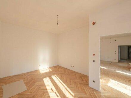 ++NEU** Großzügige 2-Zimmer ALTBAU-Wohnung mit Terrasse und Balkon (42m²), perfekt für anspruchsvolle Pärchen!!