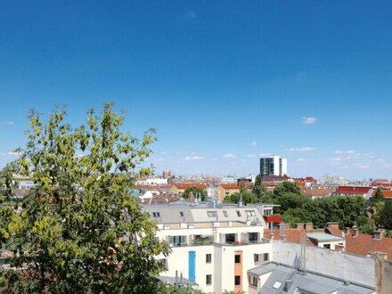 EUM - Südseitige Terrassenwohnung mit Weitblick! Dachgeschoß-Erstbezug nächst Schönbrunn
