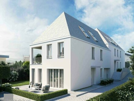 Neubauprojekt in Maxglan: 3-Zimmer Penthouse in Traumlage am Glanbach