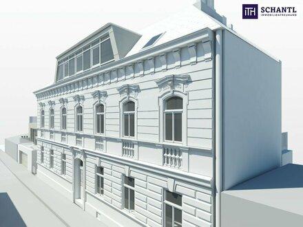 Ihre neuen Büroräumlichkeiten im Erstbezug in repräsentativem Altbauhaus!!!