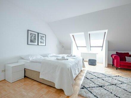 TOP 1-Zimmer DG-Wohnung mitten in 1060 Wien zu vermieten!