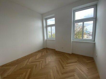 Renovierter Altbau: 2-Zimmerwohnung mit Balkon (Innenhof)- Zu Verkaufen!