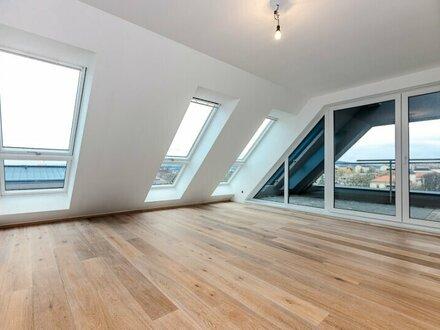 EXKLUSIVE 115m² DACHMAISONETTE mit TERRASSE + DACHTERRASSE in generalsaniertem Altbau 1140 Wien