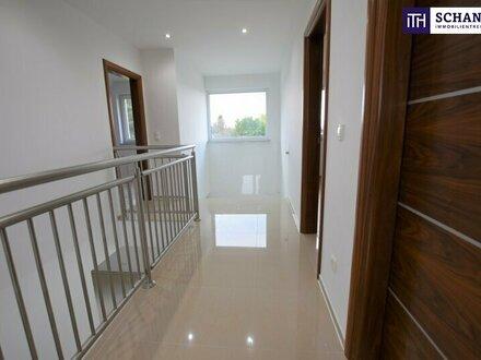 Traumhaftes, exklusivesEinfamilienhaus mit Terrasse + Garage! Ausreichend Raum für die ganze Familie!