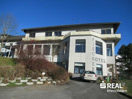Ehemaliges Gasthaus mit Fremdenzimmern in 4144 Oberkappel